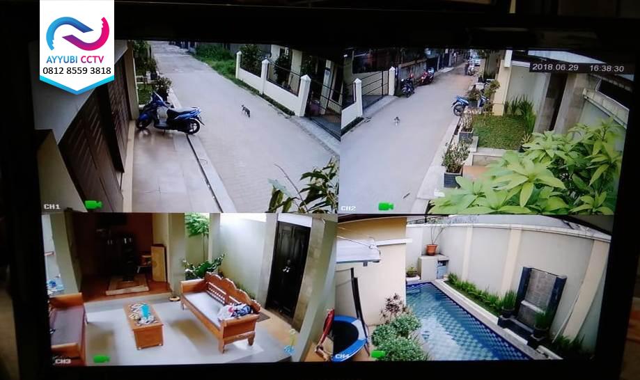 4-copy Paket CCTV Murah Utan Panjang